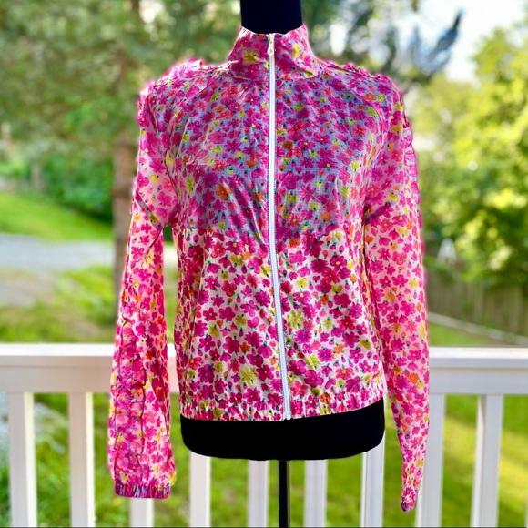 NWOT Kate Spade ♠️ Evening Jacket Rain Jacket Sm